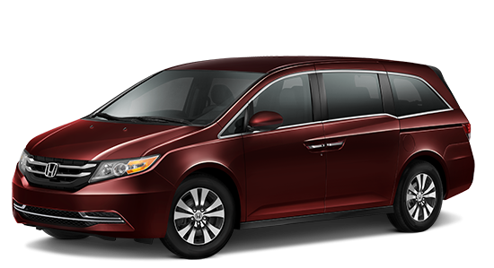 What Are The Different Trim Levels For The Honda Odyssey