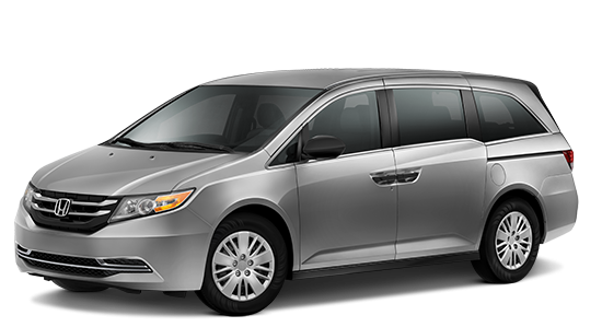 What are the different trim levels for the honda odyssey for 2017 honda odyssey lx