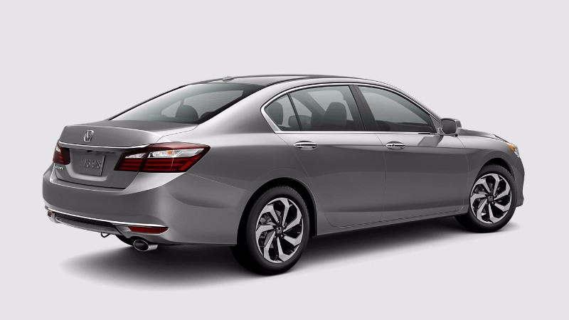 What are the different 2017 Honda Accord trim levels