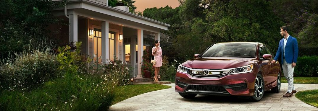 2017 accord lx front driver driveway