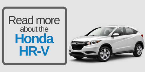 Read more about the Honda HR-V