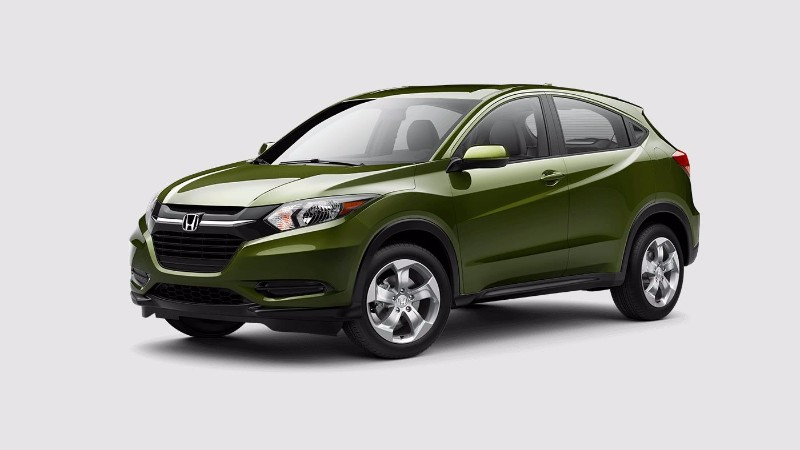 Crv 2017 Modern Steel Metallic >> What Colors Does the New 2018 Honda HR-V Come in?