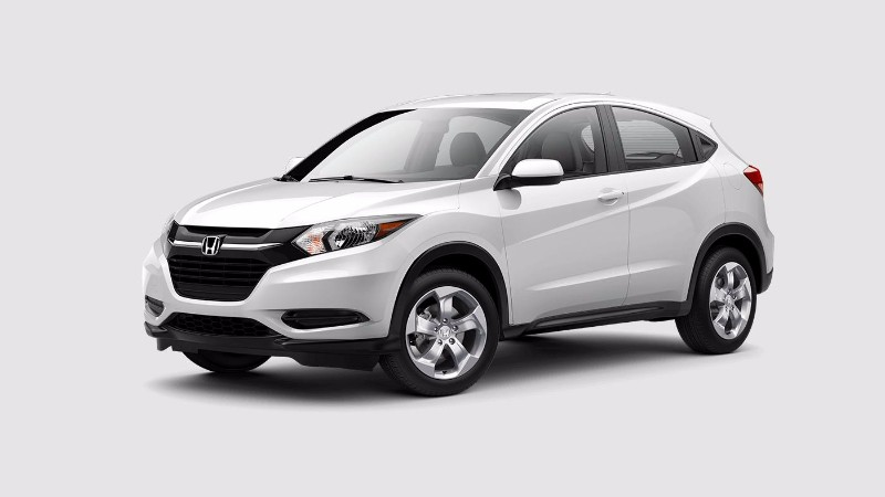What Colors Does the New 2018 Honda HRV Come in