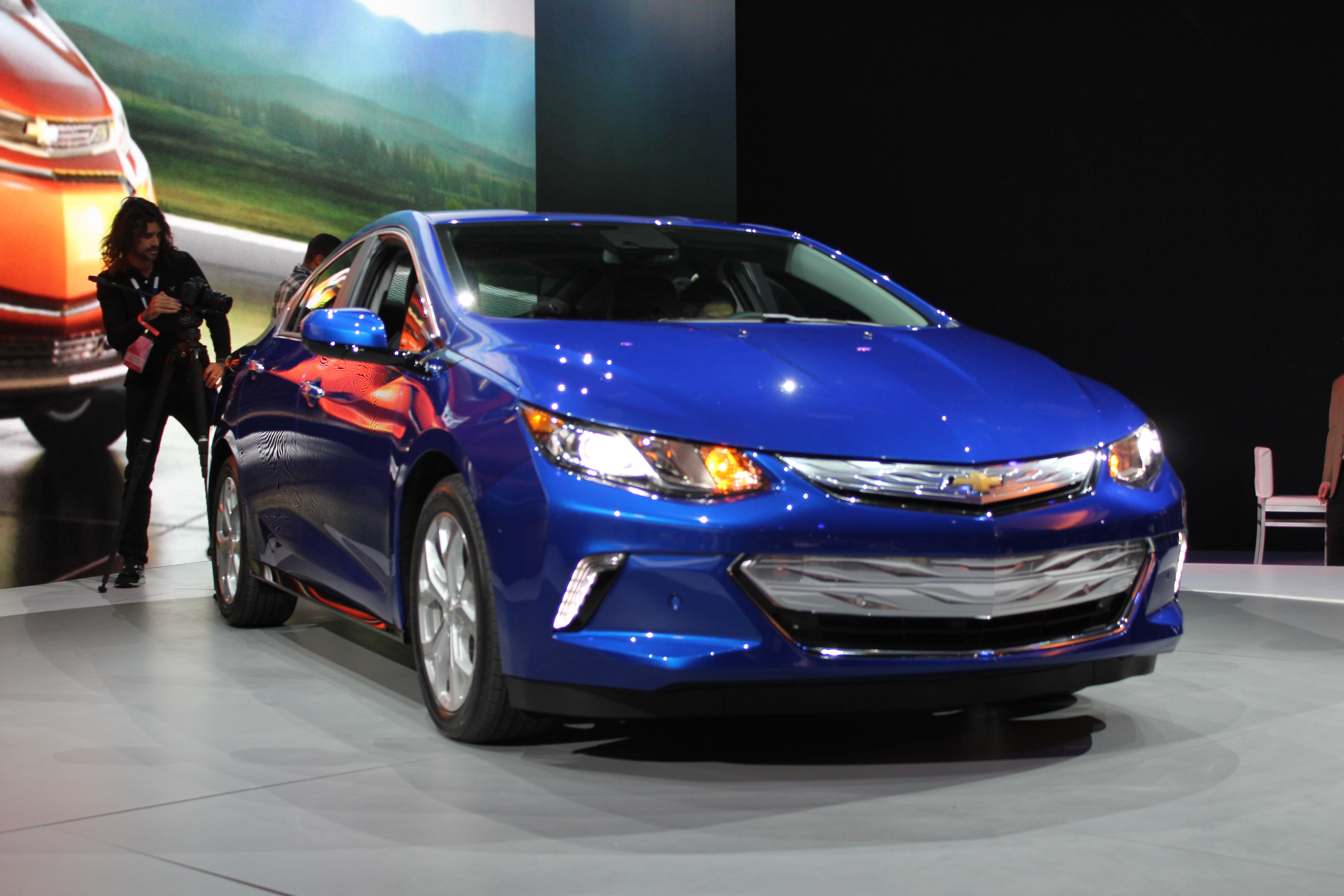 Release date for the 2016 Chevy Volt