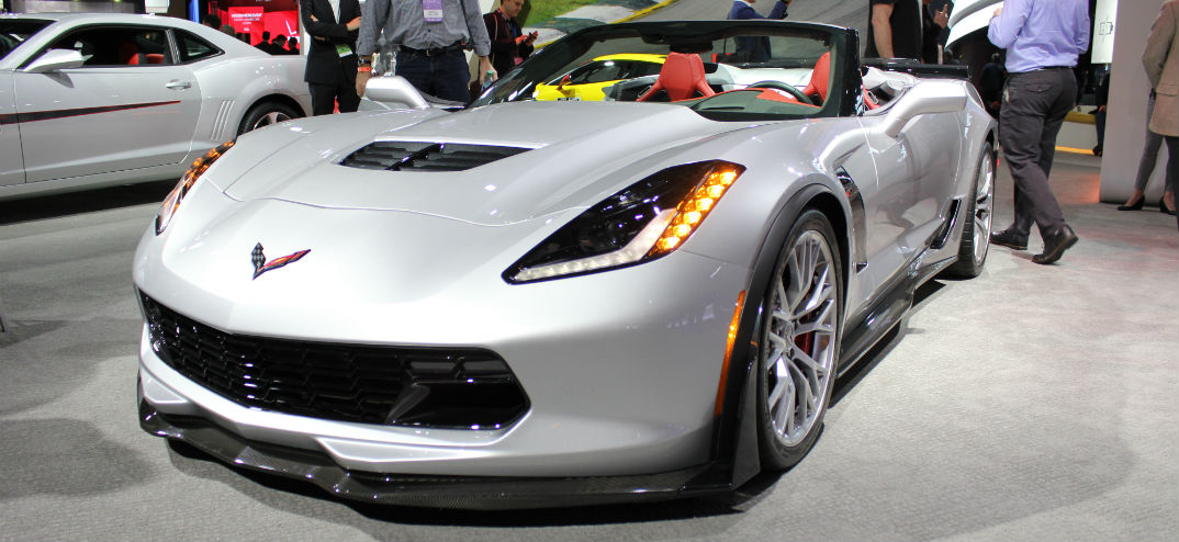 Three reasons to choose a Corvette Z06 over the new Ford GT