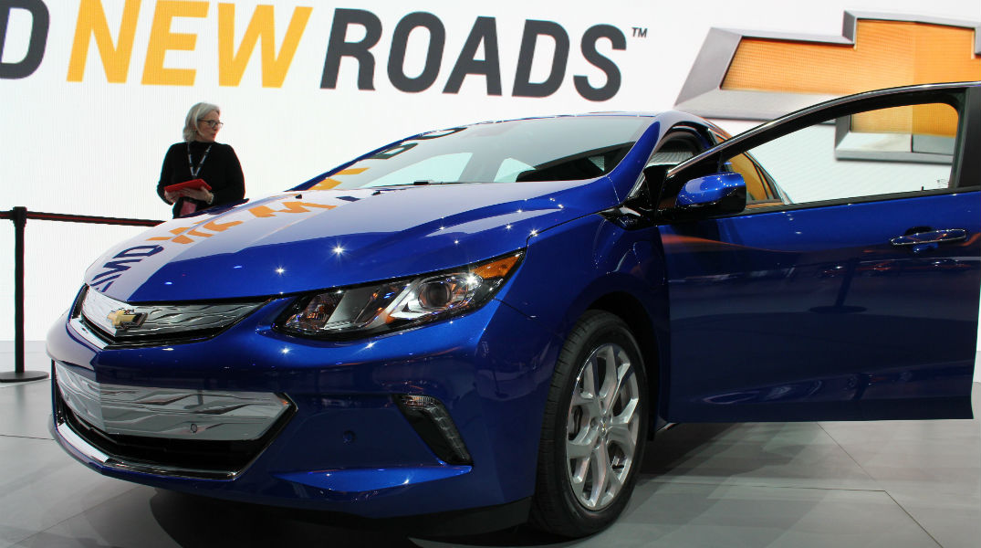 2016 Volt Improvements