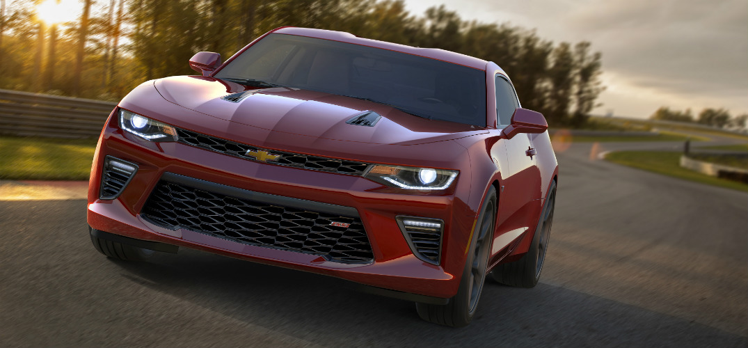 release date for the 2016 Camaro