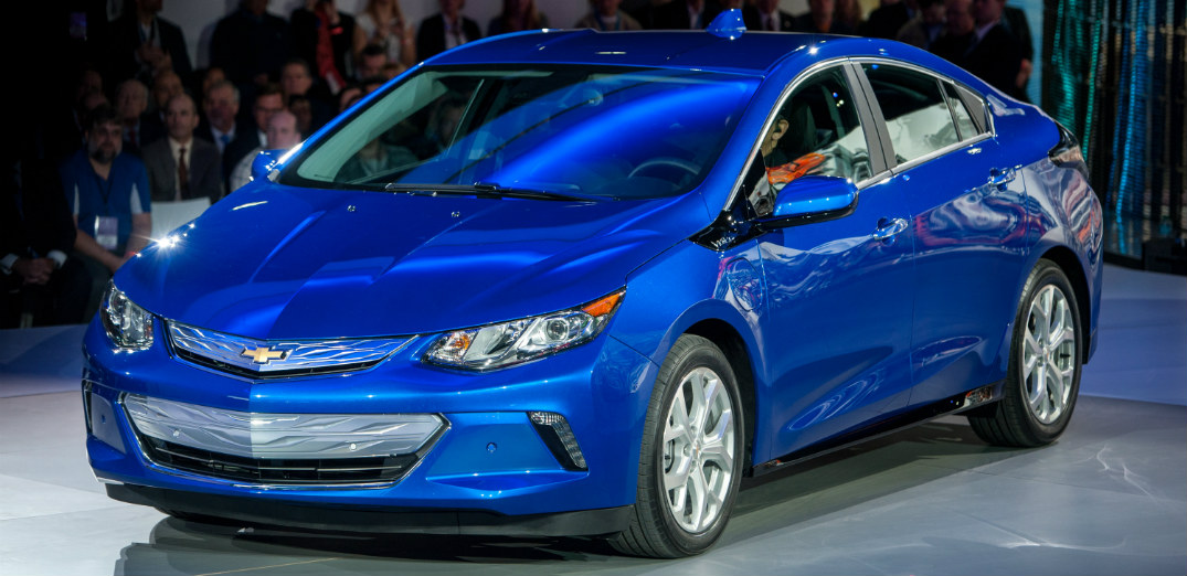 How much will the 2016 Chevy Volt cost