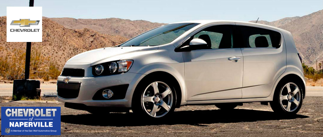 2015 Chevy Sonic safety scores
