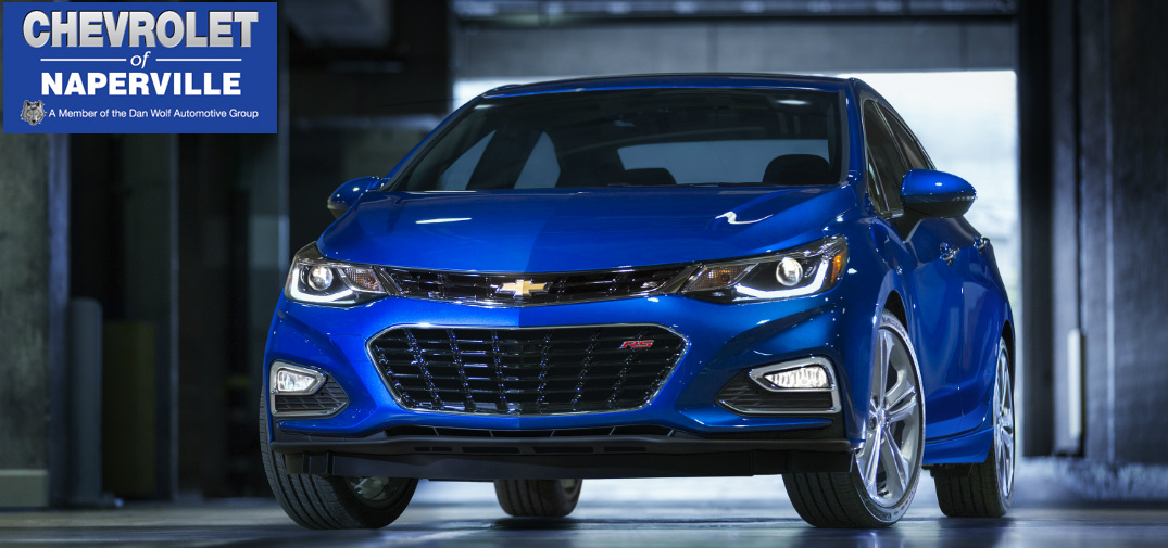 Official release date for the 2016 Chevy Cruze
