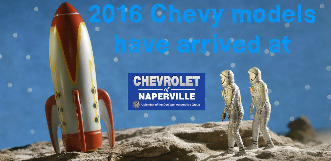 New 2016 Chevys for sale in Naperville, IL