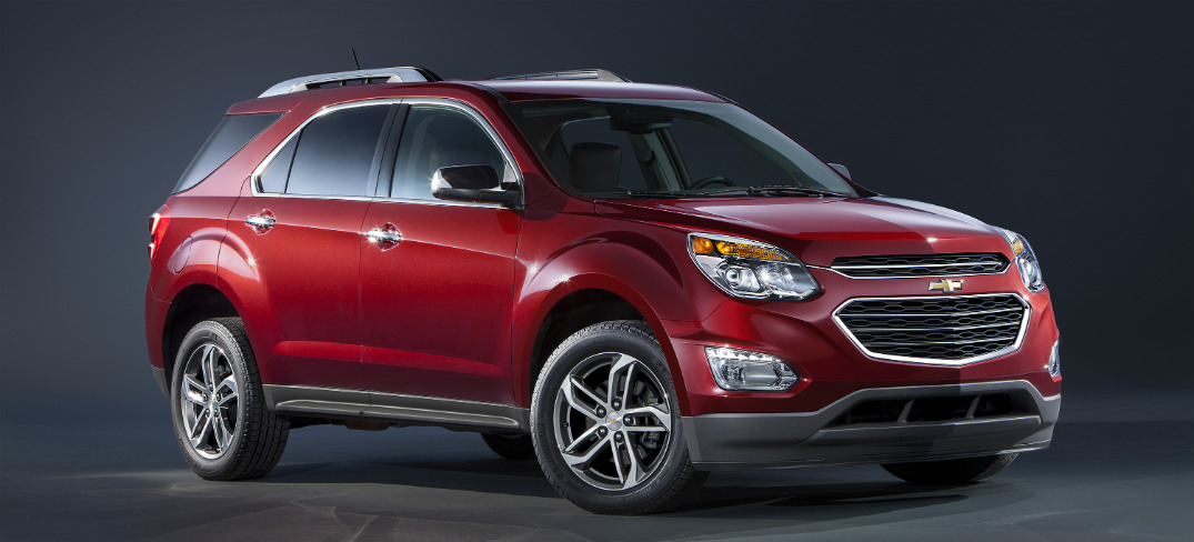 new features for the 2016 Equinox in Naperville, IL