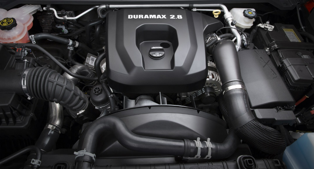 diesel engine for the Chevy Colorado in naperville, IL