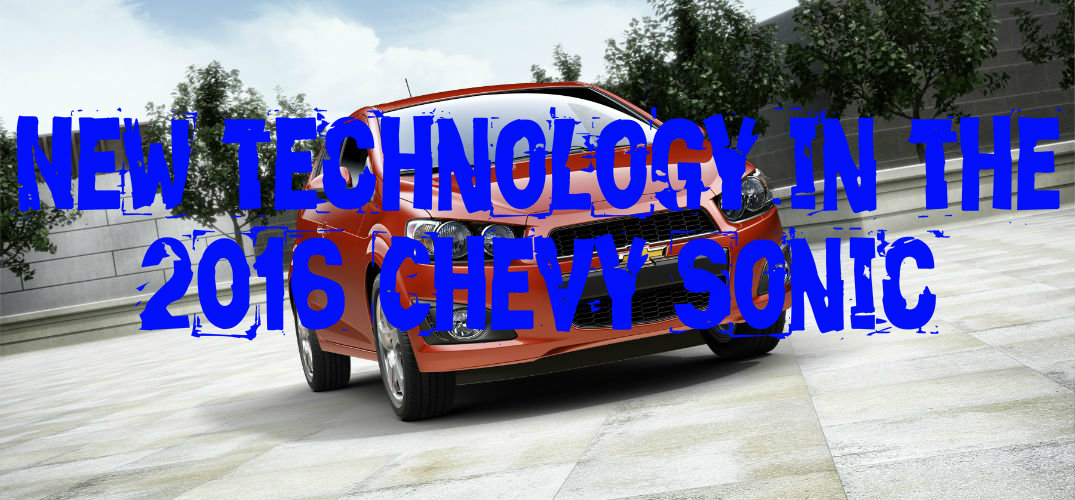 Does the 2016 Sonic come with Wi-Fi?
