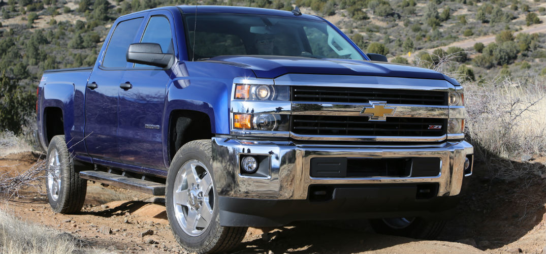 changes for the 2016 Silverado HD