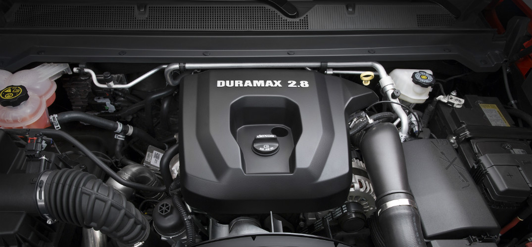 fuel economy scores for the 2016 Colorado diesel