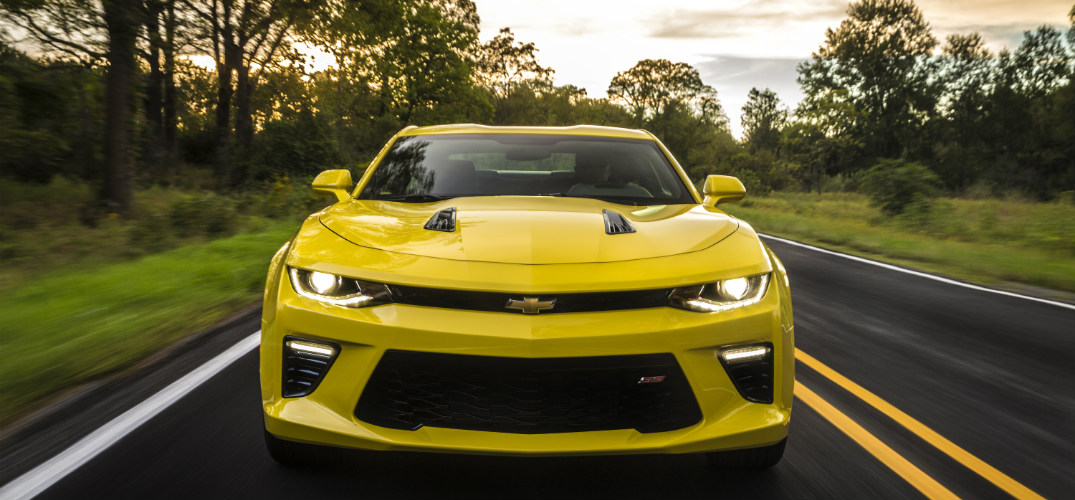 2016 Camaro Car and Driver 10Best Award