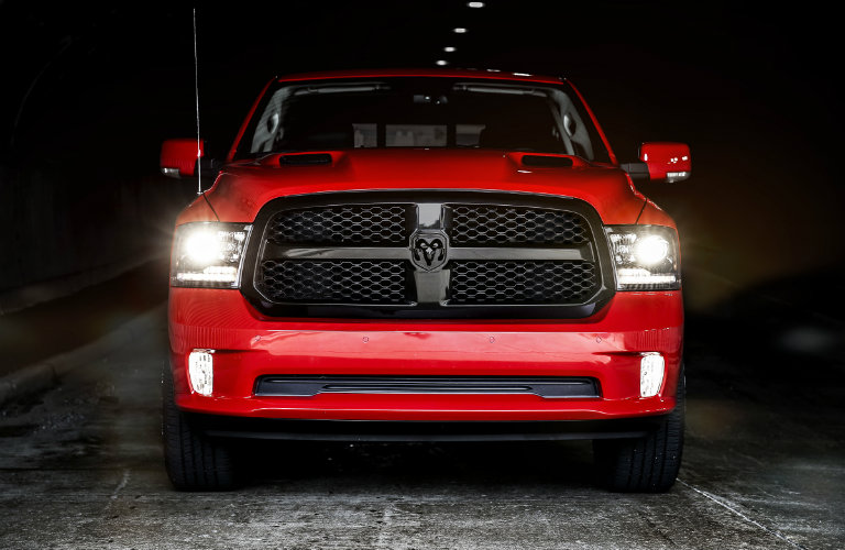 2017 Ram 1500 Night Model Specs