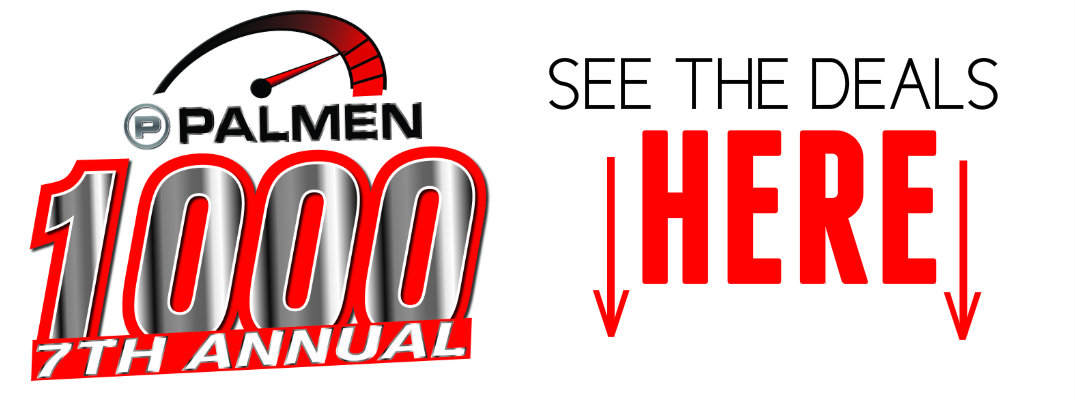Palmen 1000 Sales Event 2017 Prices