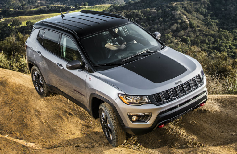 2017 Jeep Compass Redesign South Milwaukee WI