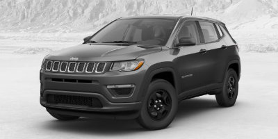 Granite Crystal Metallic Clear Coat 2017 Jeep Compass