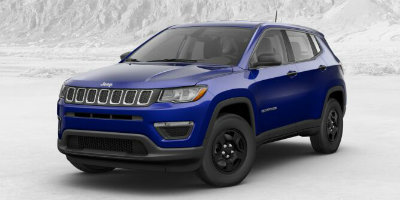 Jazz-Blue Pearl Coat 2017 Jeep Compass