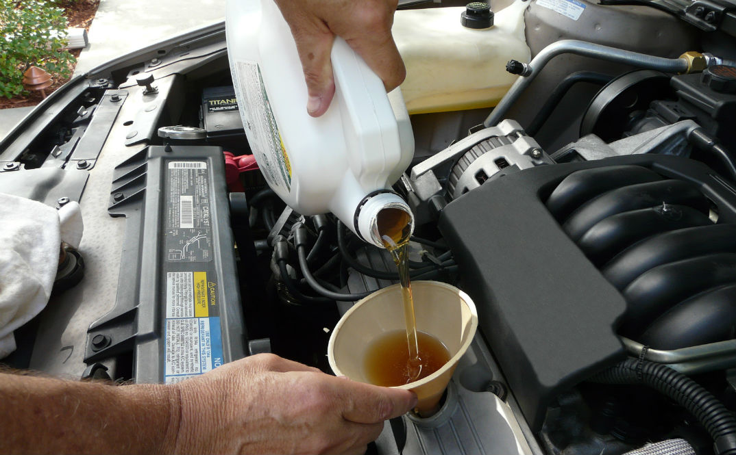 How often should you change the oil in a smart car