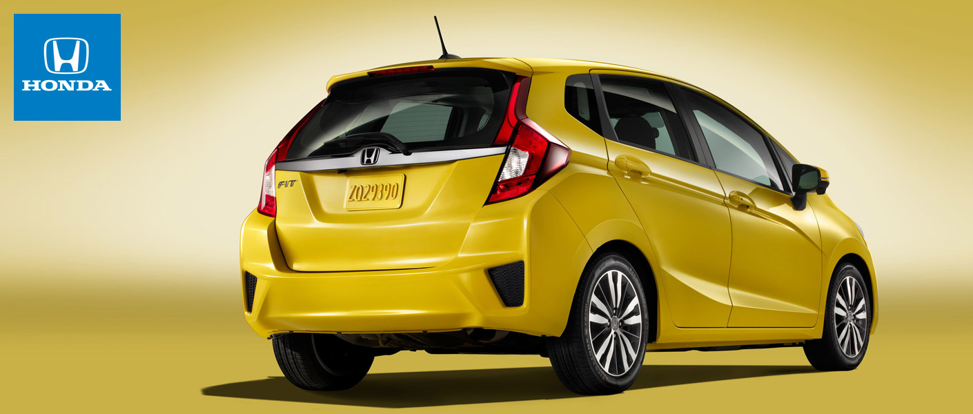 How did the 2015 Honda Fit perform in crash tests?