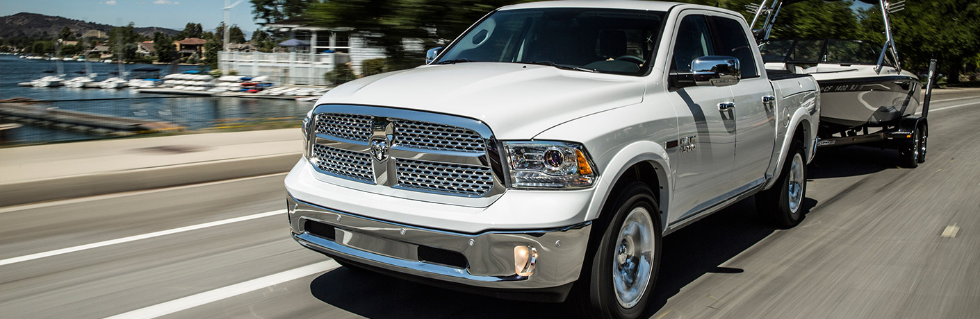 2017 Ram 1500 Pickup Truck Exterior Paint Color Options