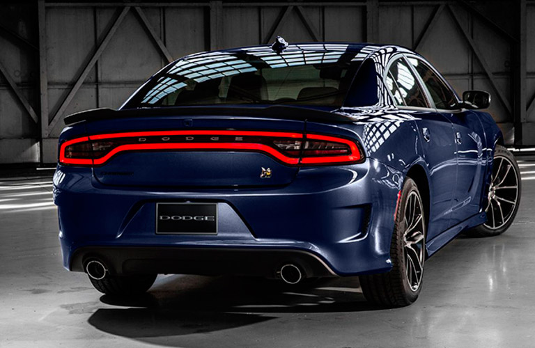 2017 Dodge Charger Fuel Economy Ratings