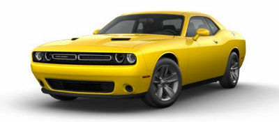 2017 Dodge Challenger Hellcat Exterior Paint Options