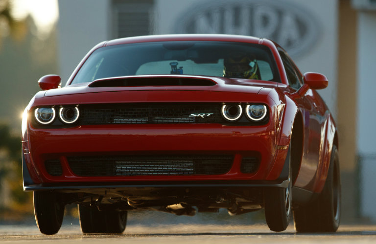 2018 Dodge Challenger Srt Demon Image Gallery
