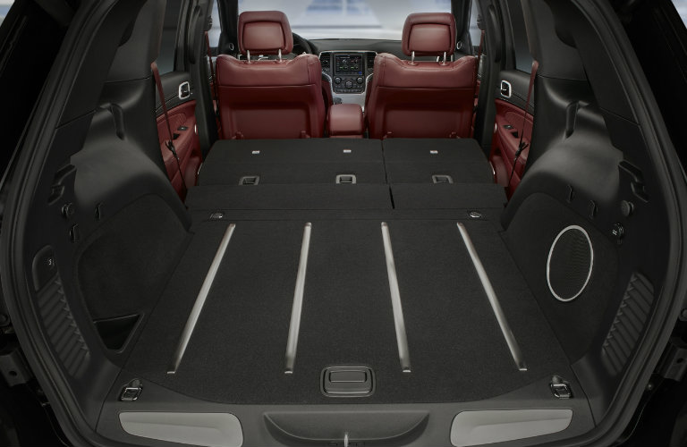 2018 jeep grand cherokee interior image gallery. Black Bedroom Furniture Sets. Home Design Ideas
