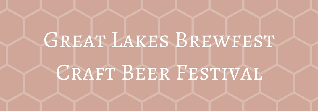 Check out Great Lakes Brew Fest in Racine this September!