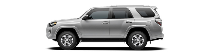 what are the 2016 toyota 4runner color options. Black Bedroom Furniture Sets. Home Design Ideas