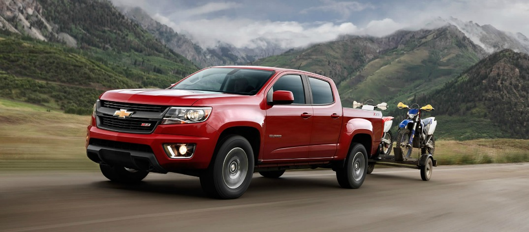 2015 chevy colorado beats ford f 150 as motor trend truck. Black Bedroom Furniture Sets. Home Design Ideas