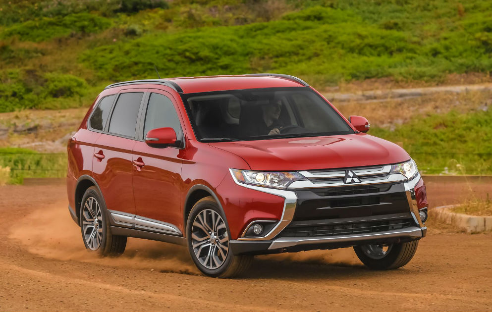 Innovative 2016 Mitsubishi Outlander Review An Active Lifestyle Vehicle