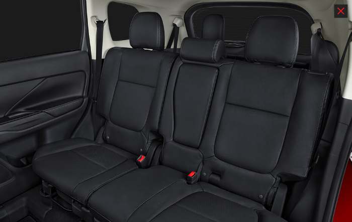 how many child car seats fit in a mitsubishi outlander. Black Bedroom Furniture Sets. Home Design Ideas