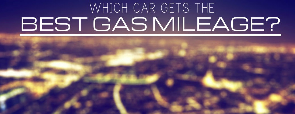 Best Gas Mileage Cars Non Hybrid Or Electric