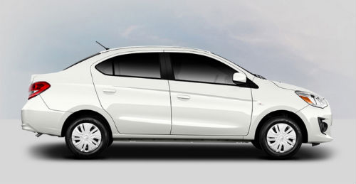 2017 mitsubishi mirage g4 price and features es