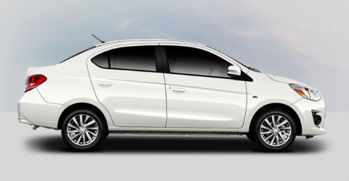 2017 mitsubishi mirage g4 price and features se
