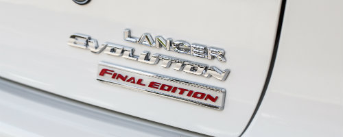 The Last Ever Mitsubishi Lancer Evolution And Who Owns It