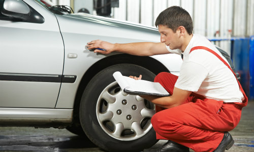 vehicle inspection chicago IL