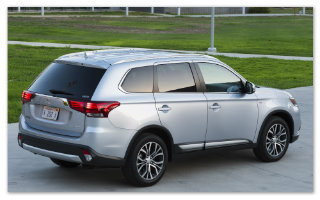2017 Outlander Touring Package