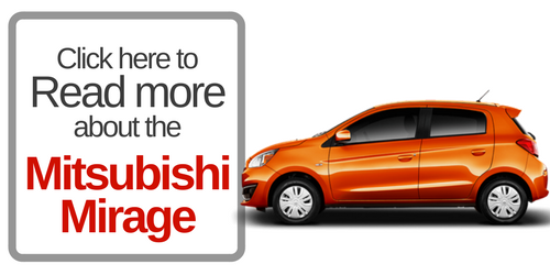 Read more about the mitsubishi mirage