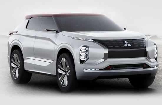 view our mitsubishi concept vehicle photo gallery