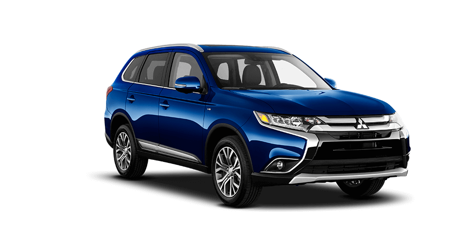 Mitsubishi Outlander Colors