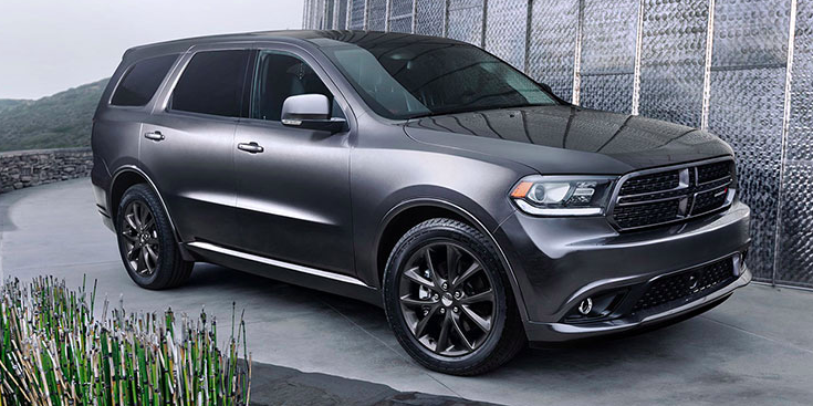5 Important Facts About The 2015 Dodge Durango In Wichita