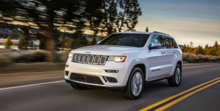 Jeep 39 S New Off Road Model The 2017 Grand Cherokee Trailhawk