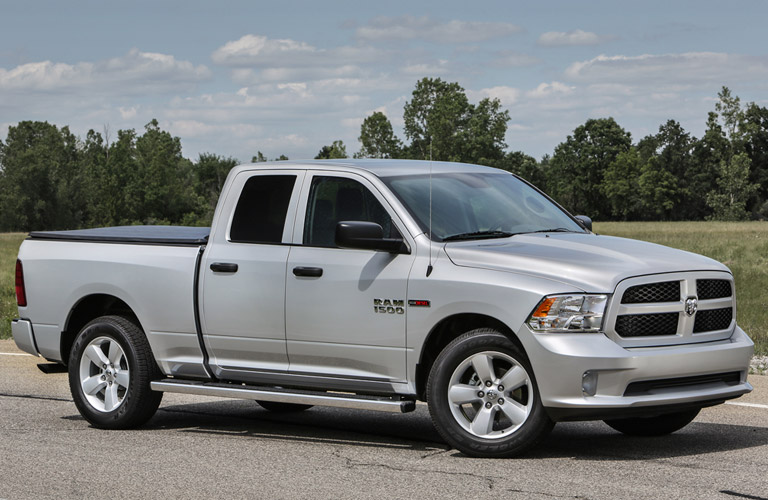 2016 Ram 1500 Drive and Discover